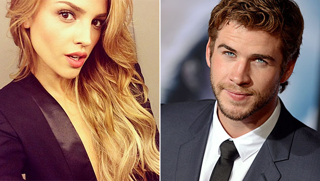 Liam Hemsworth wurde von Eiza Gonzalez ausgenutzt (Bild: Instagram, AP)