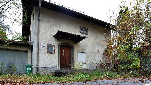 60 Kunstschätze in Salzburger Haus gefunden (Bild: APA/BARBARA GINDL)