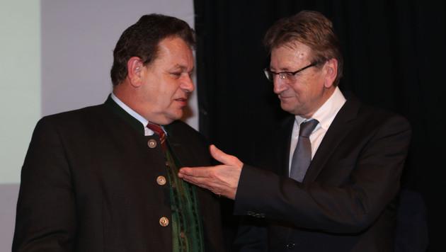 Rupert Doppler neuer Obmann der Salzburger FPÖ (Bild: APA/FRANZ NEUMAYR)