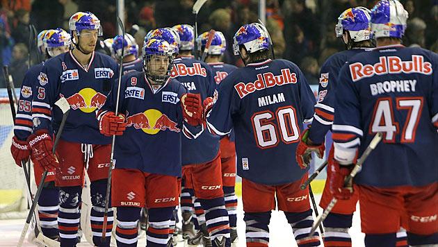 Salzburg löst die Capitals an der Spitze ab (Bild: Red Bull GEPA pictures)