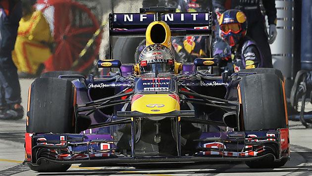 Vettel knackt mit Sieg in Austin Schumacher-Rekord (Bild: EPA)