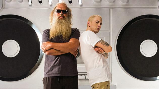 Eminem: Auf der faulen Haut zum großen Erfolg (Bild: Universal Music)
