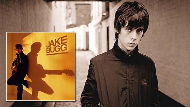 Jake Bugg und der seltsame Typ mit dem Bart (Bild: Universal Music)