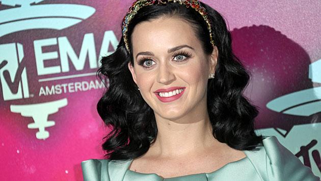 Katy Perry sucht via Dating-App nach neuem Mann (Bild: AP)
