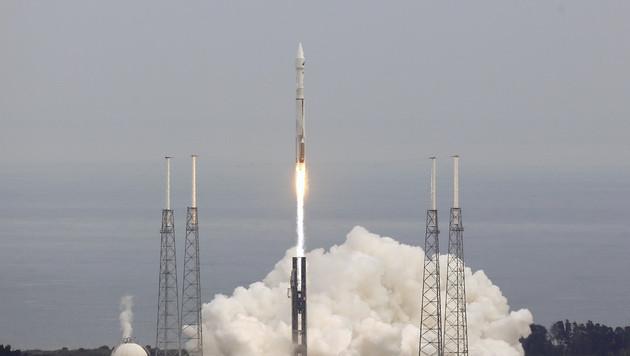 Der Start von MAVEN am 18. November 2013 (Bild: AP)