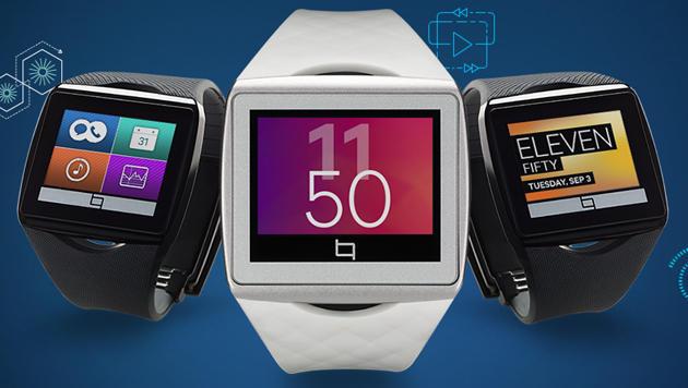 Qualcomms Smartwatch Toq kommt Anfang Dezember (Bild: toq.qualcomm.com)