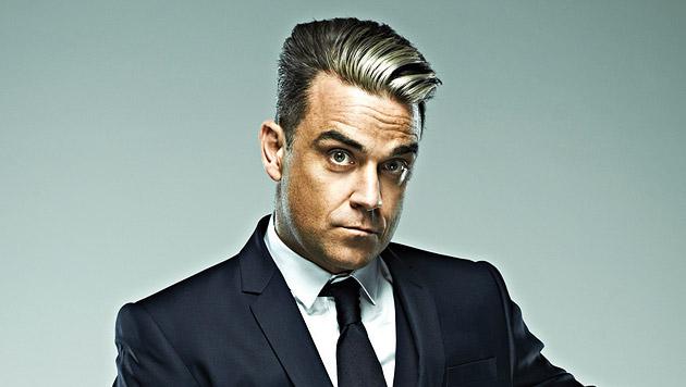 Robbie Williams swingt in der Wiener Stadthalle (Bild: John Wright)