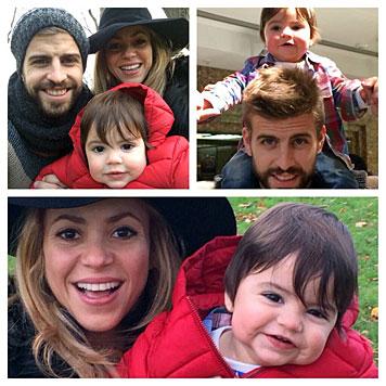 Shakira und Gerard Piqué: Liebes-Aus nach Affäre? (Bild: Twitter)