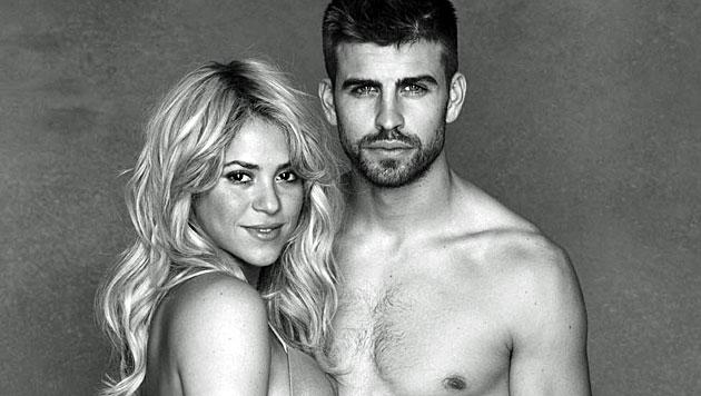 Shakira und Gerard Piqué: Liebes-Aus nach Affäre? (Bild: AP)