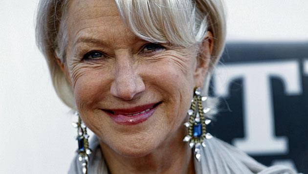 Die Königin unter den Stars: Helen Mirren ist 70 (Bild: AP)