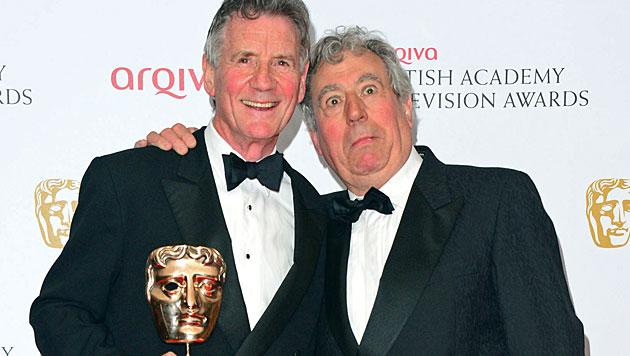 Monty Python wollen neue Show ins Leben rufen (Bild: AP)