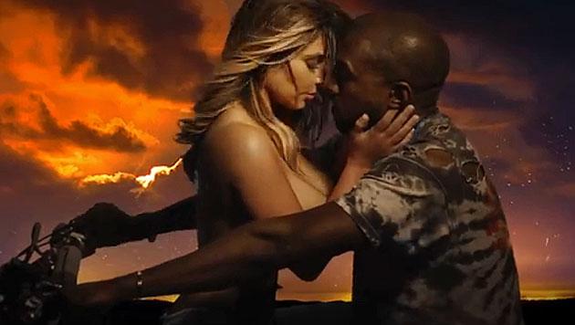 Bei Scheidung von Kanye sahnt Kim so richtig ab (Bild: YouTube.com)