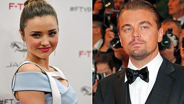 DiCaprio soll mit Kerr angebandelt haben (Bild: AP)