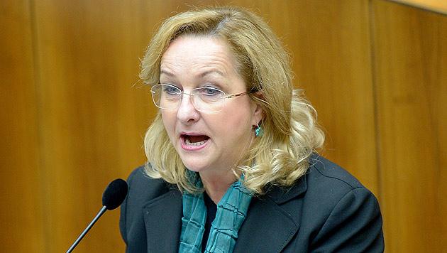 Ex-Finanzministerin Maria Fekter führte innerhalb der EU einen Kampf um das Bankgeheimnis. (Bild: APA/ROLAND SCHLAGER)