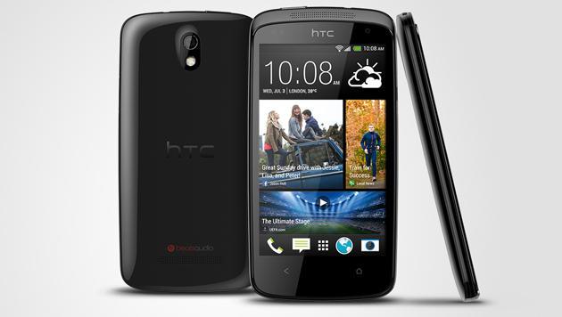 HTC will mit günstigen Handys wieder Gewinn machen (Bild: HTC)