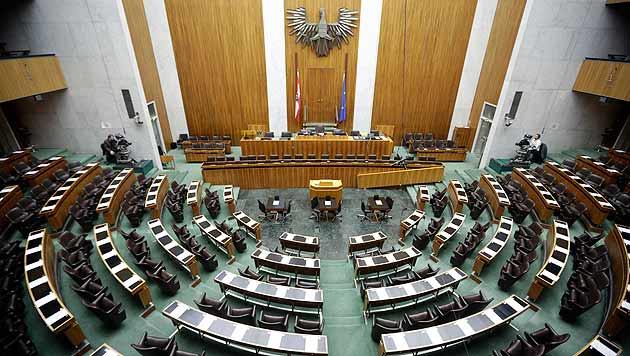 """Koalition: """"Spesen- und Mitarbeiterbudget erhöhen"""" (Bild: APA/Georg Hochmuth)"""