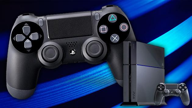 Neue 4K-PlayStation ist weit schneller als die PS4 (Bild: Sony, thinkstockphotos.de, krone.at-Grafik)