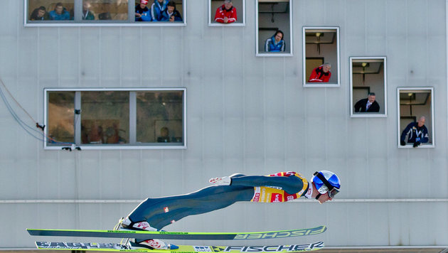 Skispung-Regulativ nun noch komplizierter (Bild: DPA/Daniel Karmann)