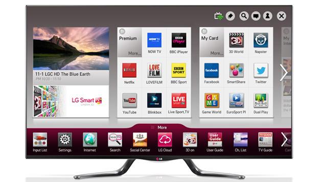 """Konzern gibt zu: LG-TVs """"telefonieren nach Hause"""" (Bild: lg.com/uk)"""