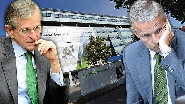 Staatsanwaltschaft ermittelt gegen die ÖVP (Bild: APA/ROBERT JAEGER, APA/ROLAND SCHLAGER, APA/HERBERT PFARRHOFER)