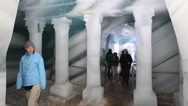 Steiermark verliert Eispalast an Oberösterreich (Bild: JÜRGEN RADSPIELER)