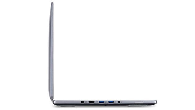 Acers eigentümliches Touch-Notebook R7 im Test (Bild: Acer)