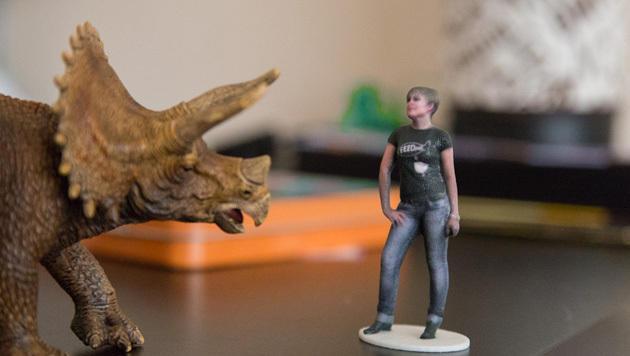 Internetdienst macht User zu 3D-Actionfiguren (Bild: shapify.me)