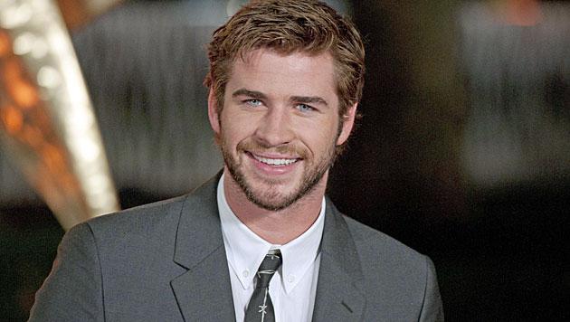 """Liam Hemsworth ohne Miley Cyrus """"viel glücklicher"""" (Bild: EPA)"""
