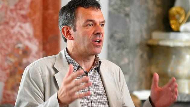Georg Willi ist Landessprecher der Tiroler Grünen (Bild: Christof Birbaumer)