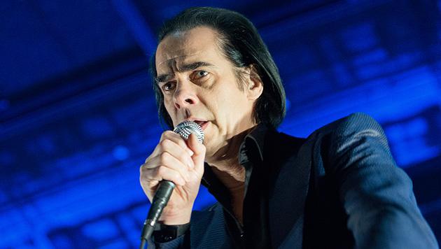 Nick Cave lieferte Poesie im Sturm und Drang (Bild: Andreas Graf)