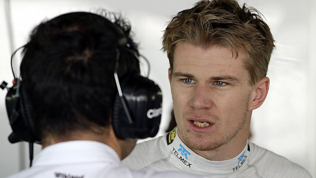 Nico Hülkenberg wechselt angeblich zu Force India (Bild: AP)