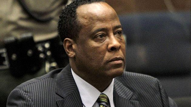 Jackson-Arzt ficht Urteil nach Haft an (Bild: EPA)
