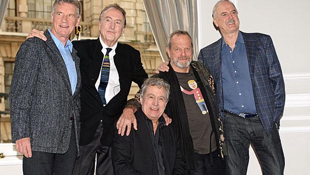 Monty-Python-Show nach 43,5 Sekunden ausverkauft (Bild: AP)