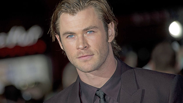 Chris Hemsworth ist Australier. (Bild: AP)
