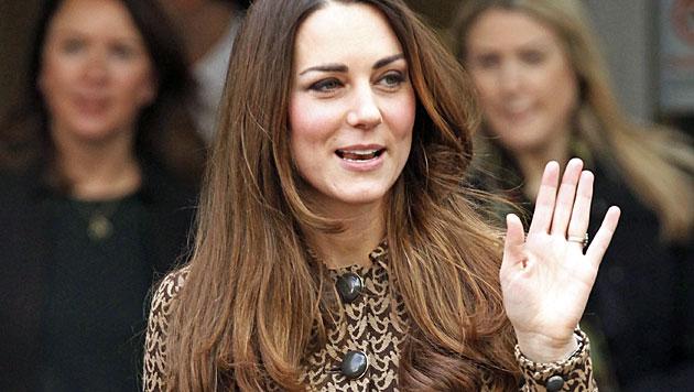 Herzogin Catherine hat ihren Friseur gefeuert (Bild: EPA)