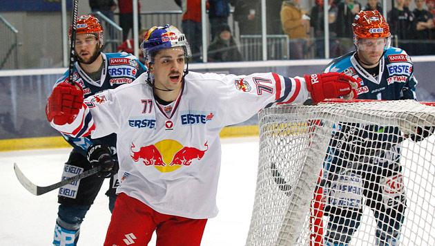 Salzburg setzt Siegesserie mit 4:2 gegen Linz fort (Bild: Red Bull GEPA pictures)