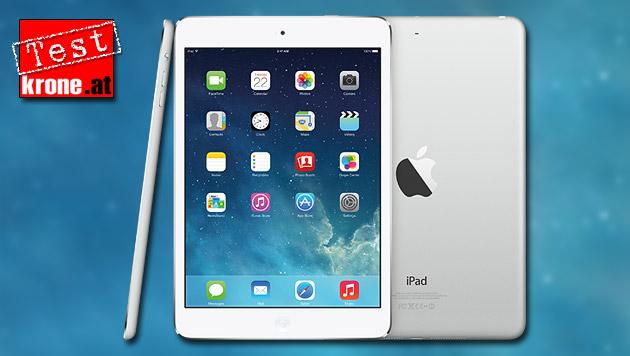 Apples kleinstes Tablet wird erwachsen (Bild: Apple, krone.at-Grafik)