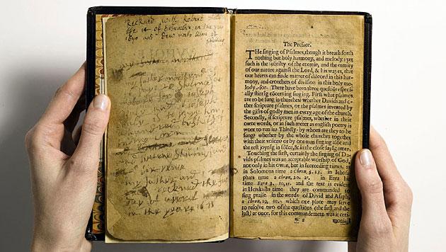 """Buch in New York für 14 Mio. Dollar versteigert (Bild: Sotheby""""s)"""