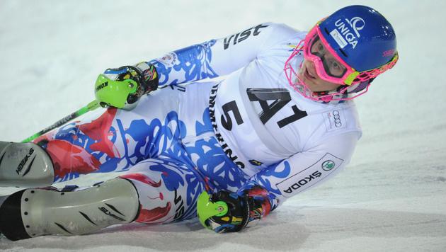 Für Velez-Zuzulova ist die Olympia-Saison vorbei (Bild: AP)