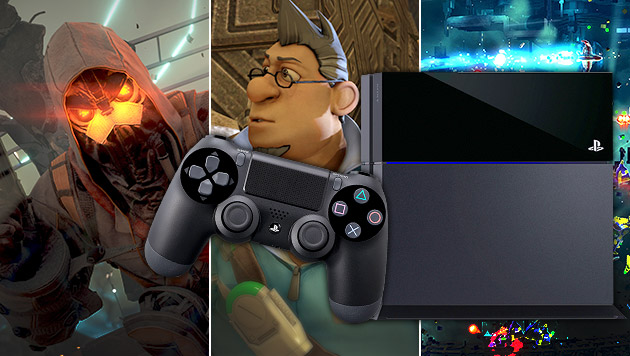 Gaming-Kraftpaket: Das kann Sonys PlayStation 4 (Bild: Sony, krone.at-Grafik)
