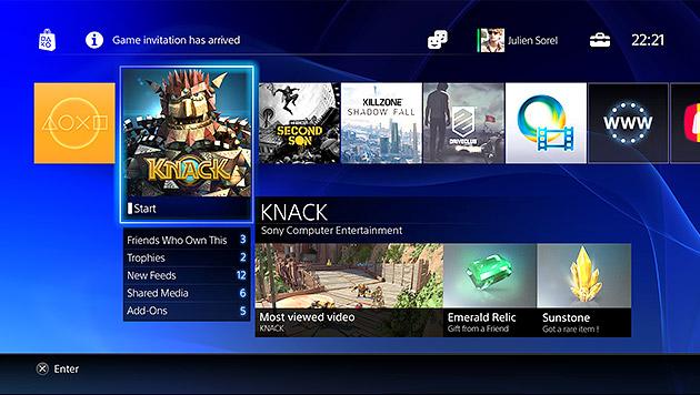 PS4: Sony schaltet zwei Features vorübergehend ab (Bild: Sony)
