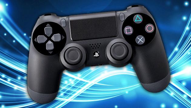 PS4 könnte bald externe Festplatten unterstützen (Bild: Sony, thinkstockphotos.de, krone.at-Grafik)