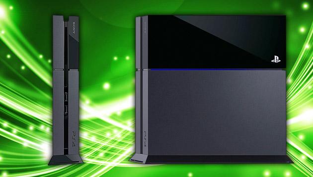 Sony kommt mit der PS4-Produktion kaum hinterher (Bild: Sony, thinkstockphotos.de, krone.at-Grafik)