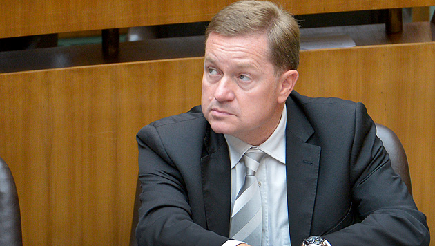 ÖVP-Generalsekretär Werner Amon (Bild: APA/Roland Schlager)