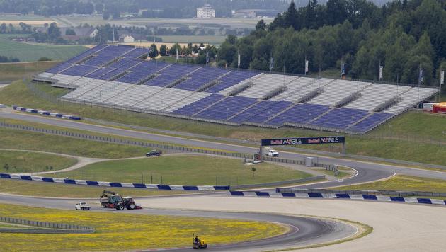 Grand Prix in Spielberg praktisch ausverkauft (Bild: APA/ERWIN SCHERIAU)