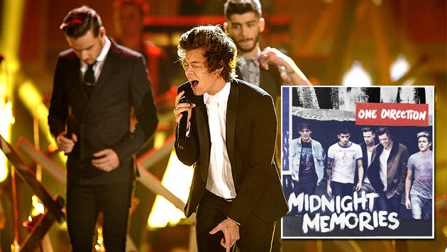 One Direction: Der Wegweiser zum großen Erfolg (Bild: AP, Sony Music, krone.at-Grafik)