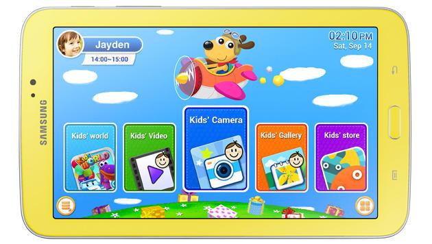 Samsung bringt Kinder-Tablet nach Österreich (Bild: Samsung)