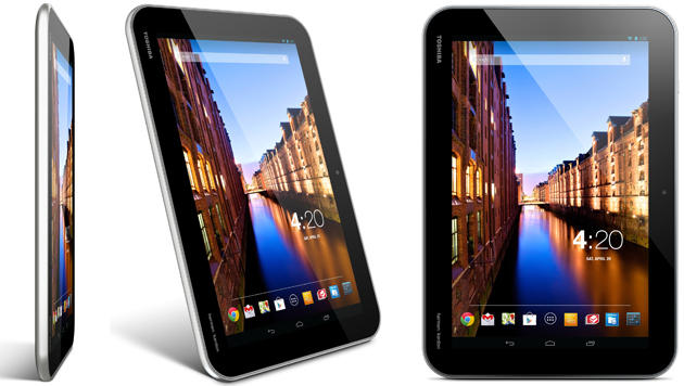 eXcite Pro: Toshibas Tegra-4-Tablet im Härtetest (Bild: Toshiba)