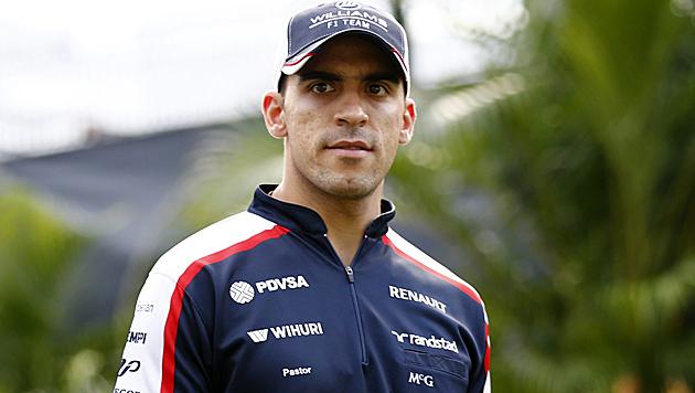 Maldonado ersetzt Räikkönen bei Lotus (Bild: EPA)