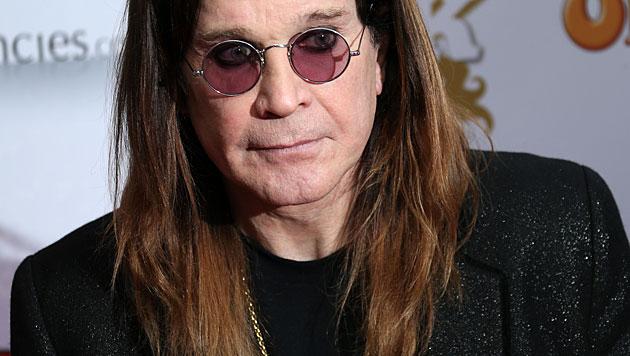 Ozzy Osbourne (Bild: AP)
